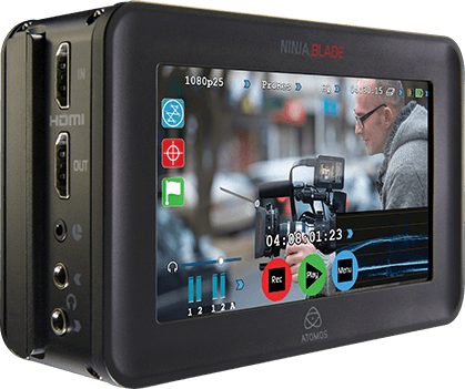 atomos, ninja, blade, prores, location, bordeaux